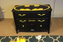batman room ideas