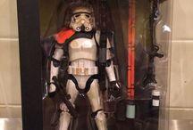 Star Wars! / by Jimmy Mehl