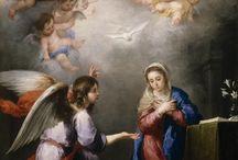 Joyful I - The Annunciation