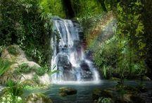 Wasserfälle - Waterfalls