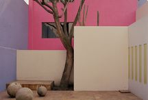 Luis Barragan / Mexican Architect. 1902-1988