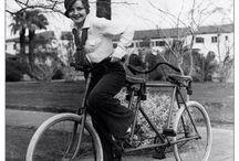 Bike in Tweed