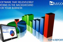 Top N Reports / Top N Reports is used to analyze the details that has highest impact on your business... http://maxxerp.blogspot.in/2013/09/maxx-software-that-relentlessly-works.html