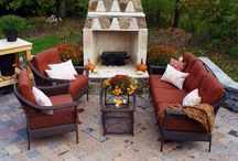 Outdoor Areas / by Denise Woolston