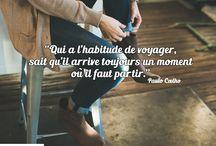 Citations / Citations sur le voyage.  Version Voyages, www.versionvoyages.fr
