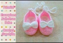 Zapateros de bebe