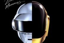Daft Punk / by Megan Renee'