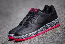 Shoes, sneakers, Nike. / Shoes, sneakers, Nike.