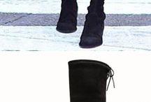 topánky, čižmy a móda