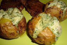 печенье картофель