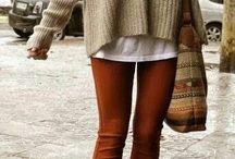 Winter clothes! :)