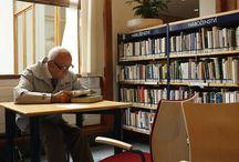 Knižnica / Zaujímavé knihy a DVD
