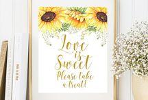 Wedding art sayings