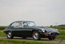 Jaguar / Jaguar classic car