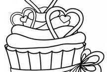 Cupcake/ Thé/ Café