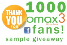 Rewards for Followers! / We want to reward you for following Omax3!