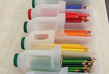 rangement crayon