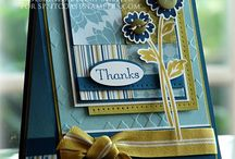 cards for september / by Bette Jolliffe