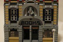 LEGO bookstore