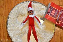 Elf on the Shelf / by Lori Gildersleeve