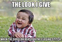 anesthesia humor