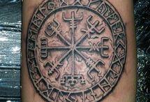 Viking Tatoeages