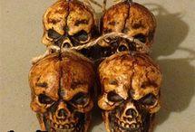 Evil Ornaments