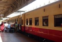 Train / #Train #Rides Around the World. #Locomotive