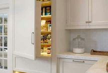 kitchen/pantry / by Sam Fisher