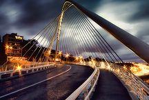 CALATRAVA & HIS BRIDGES / Мосты, созданные Сантьяго Калатравой