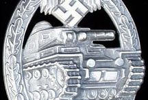 Награды немецких танкистов