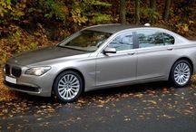 BMW 7 Series Wedding Car Hire Sydney