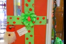 Christmas  for classroom / by Melissa Lovely
