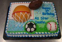 Sport Cake Desportos