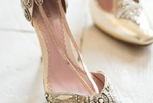 Wedding Shoes / Woody Weddings loves shoes with that extra special attention to detail, these scream personality