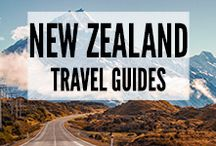 Travel New Zealand / Travel guides for New Zealand