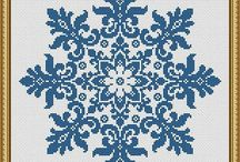 Filet patterns