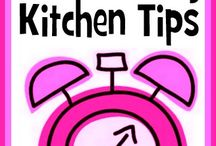 Kitchen hints tips and recipes