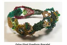 Bracelet Making / Bracelet making is so much fun! Here are several of our most popular bracelet patterns, beaded bracelets, ideas for how to make bracelets, and more.  / by Interweave