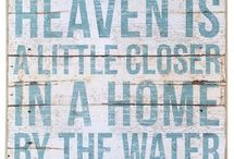 House on the River / The river is my safe haven. / by Haleigh Hargrove
