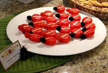 INSECT PARTY / Ideas for a child's insect themed birthday party