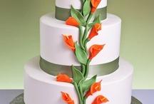 widing cake