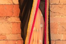 Designer Saree / Design own saree for festive and special day..