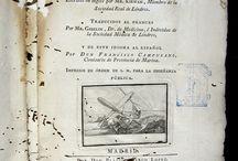 Kirwan, Richard, 1733-1812. Elementos de mineralogia / escritos en ingles por Mr. Kirwan ... ; / Richard Kirwan fou un científic irlandès. Treballà en els camps de la química, la metereologia i la geologia. El 1799 ocupà el lloc de president de la Royal Irish Academy fins la seva mort.  La seva obra Elements of Mineralogy, escrita el 1784, és el primera obra on es presenta una anàlisi sistemàtica sobre la matèria i fou traduïda a l'alemany, francés i castellà.