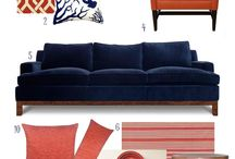 Room  Color Inspiration / by Lebya Simpson