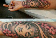 Boeddha tatoeages