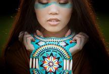 Moda :: Bisutería y accesorios étnicos y artesanales / Bisutería de alrededor del mundo. Bisutería bohemia:  Africana, Americana, india, Peruana, Mexicana, Colombiana, Tibetana, hippie, etc, etc.