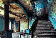 Old abandoned places