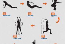 Workout / cvičenie na ulici
