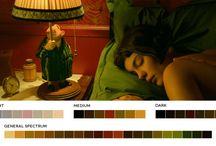 Film Color Schemes